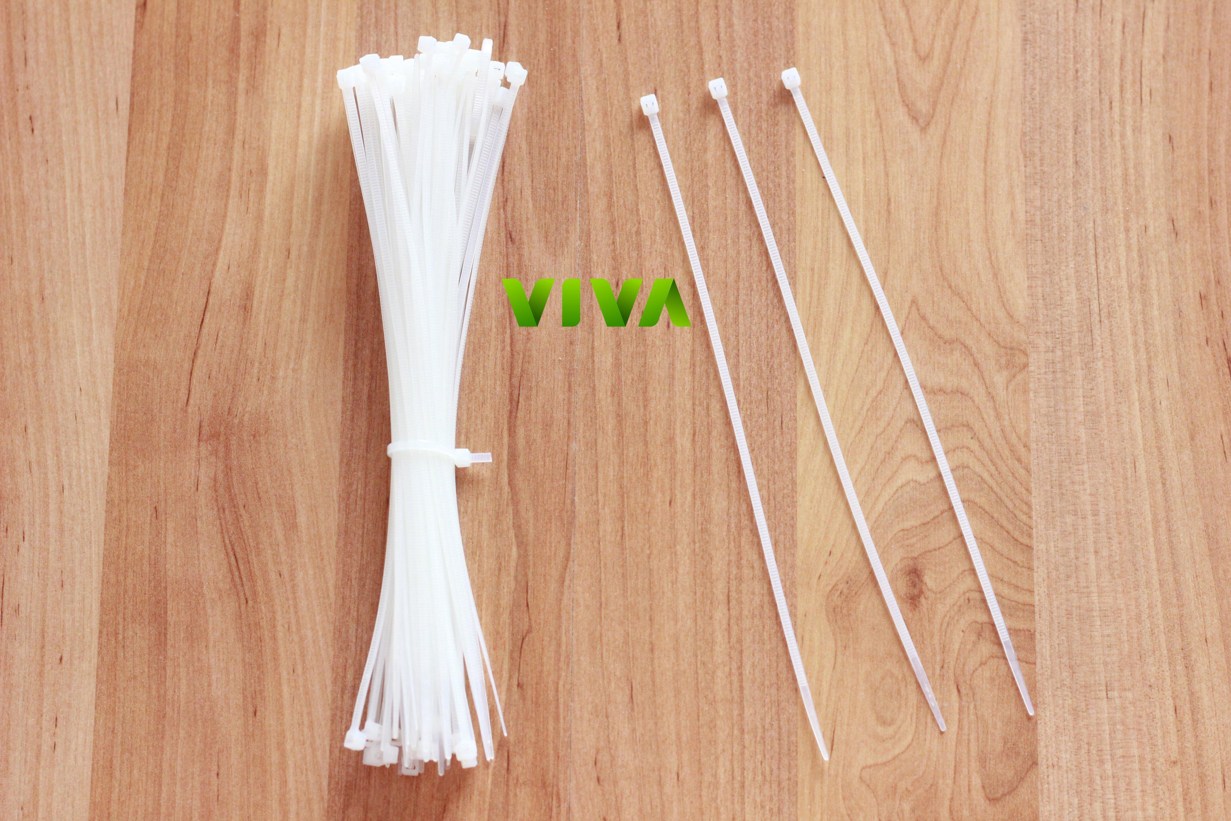 Cách bảo quản dây rút nhựa